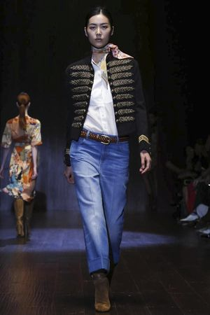 Gucci, Ready to Wear Spring Summer 2015 Collection in Milan