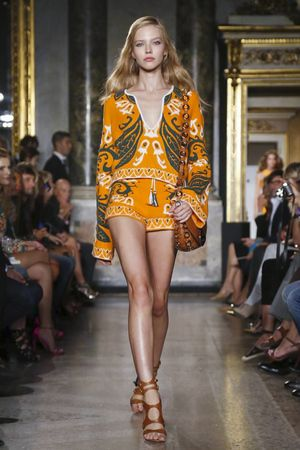 Emilio Pucci, Ready to Wear Spring Summer 2015 Collection in Milan