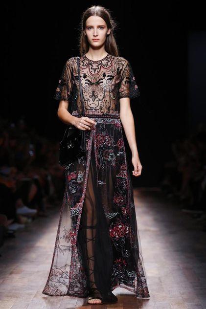 Valentino Ready to Wear Spring Summer 2015 in Paris