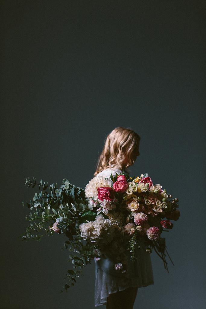 floralls via tumblr