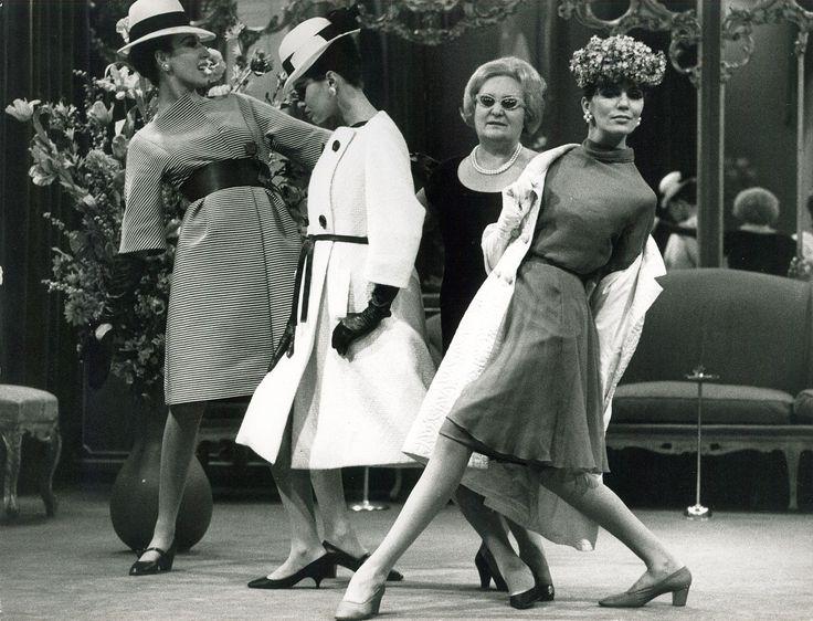 Jole Veneziani, pioneer of haute couture