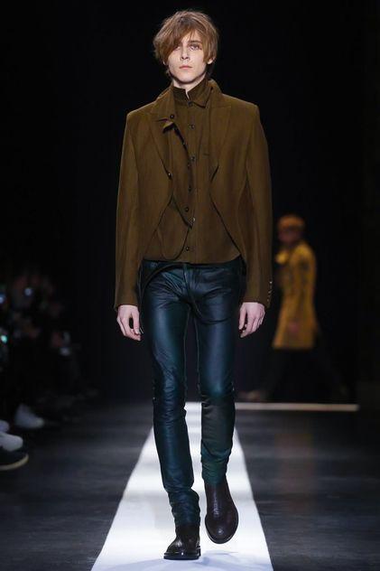Ann Demeulemeester Menswear Fall Winter 2015 Paris 9