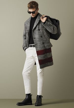 Bally Menswear Collection Fall Winter 2015 Presentation in Milan