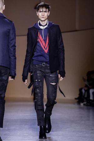 Diesel Black Gold Menswear Fall Winter 2015 in Milan