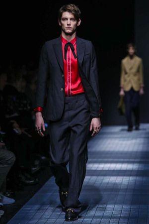 Gucci Menswear Fall Winter 2015 Milan - NOWFASHION 1