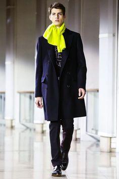 Hermes Menswear Fall Winter 2015 Paris 2