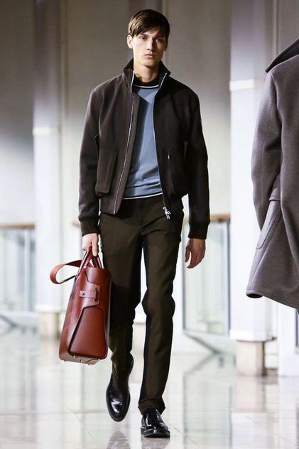 Hermes Menswear Fall Winter 2015 Paris 3