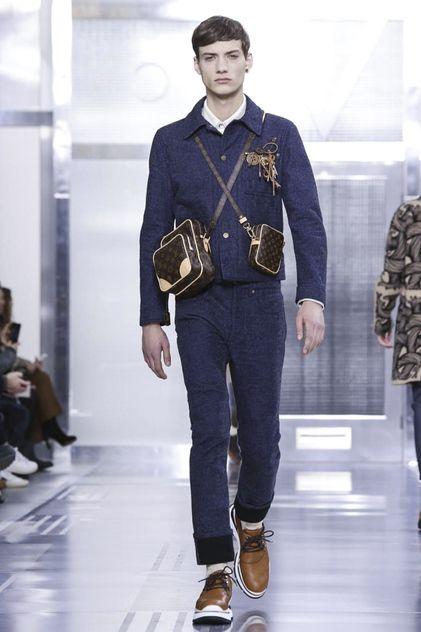 Louis Vuitton Menswear Fall Winter 2015 Paris