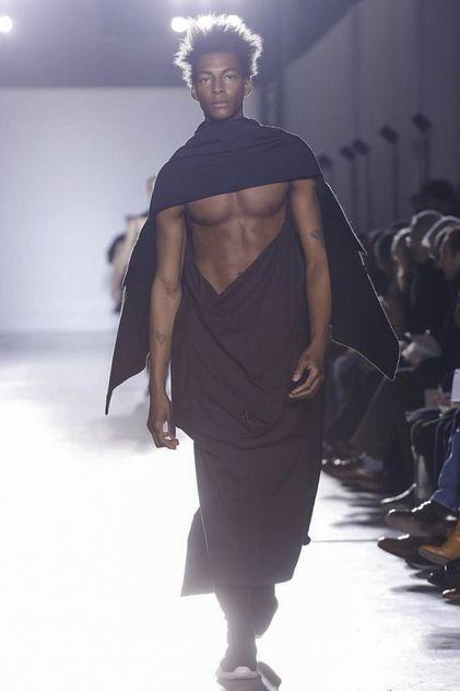 Rick Owens Menswear Fall Winter 2015 Paris