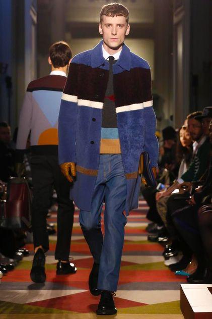 Valentino Menswear Fall Winter 2015 in Paris