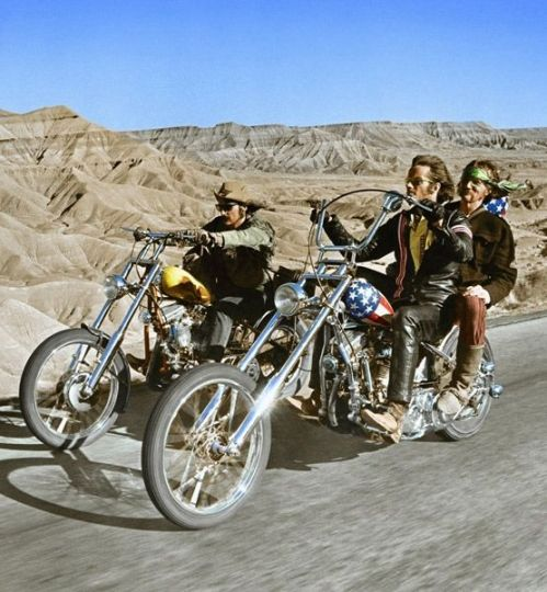Easy Rider opened in July 1969
