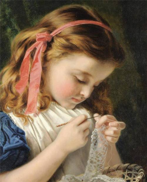 Sophie Gengembre Anderson 1823-1903
