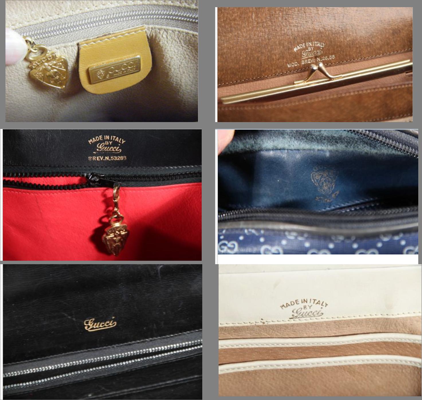 Borse Gucci Vintage Anni 70