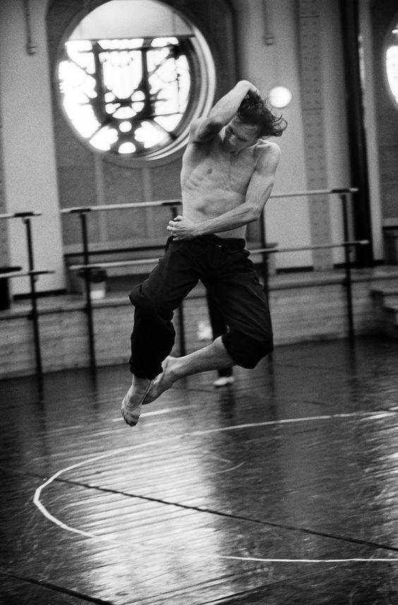 Nicolas Le Riche Photo by Anne Deniau